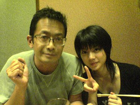 ミクと那須さん