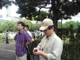 山口さんと金子さん